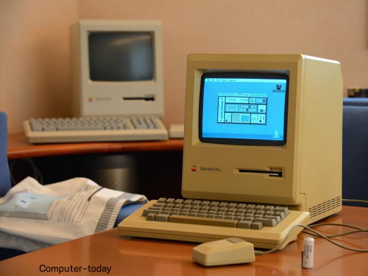 คอมพิวเตอร์ในยุคสมัยปัจจุบัน